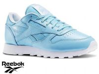 Women's Reebok Classic 'CL Leather Seasonal II' Trainer (AR2804) x4 (Option 2): £18.95